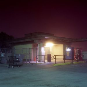 The Foggy Night © Kyle Kim