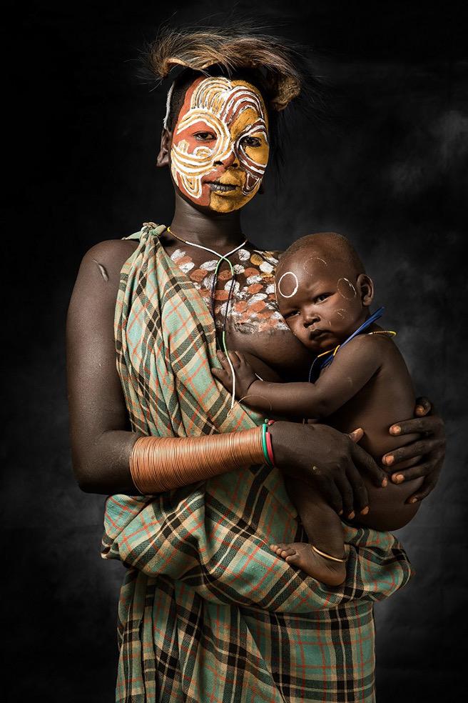 Painted Souls © Biljana Jurukovski