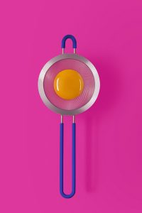 Egg Yolk © Gokce Erenmemisoglu