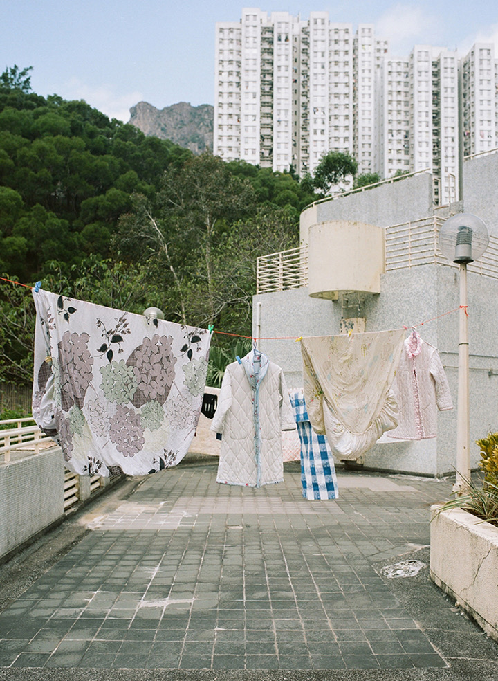 Laundry Art © Jimmi Ho