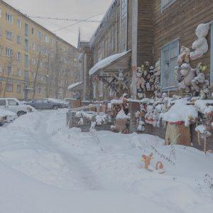 Melting Cities © Egor Kirillov