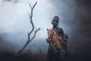 Mursi People © Svetlin Yosifov