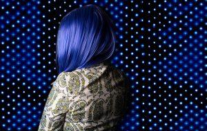 Interlude In Blue © Ioanna Natsikou
