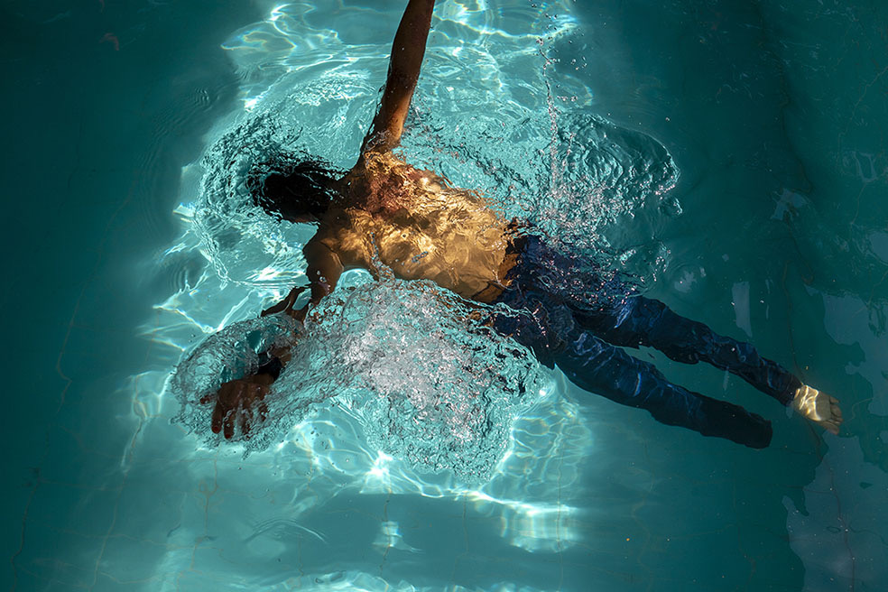 Gone With the Water © Azad Amin Rashti