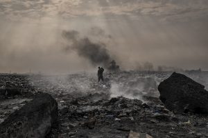 The victims of our wealth - Life in Sodom and Gomorrah © Stefano Stranges - Talent of the Year 2020 - Top 50 Finalist