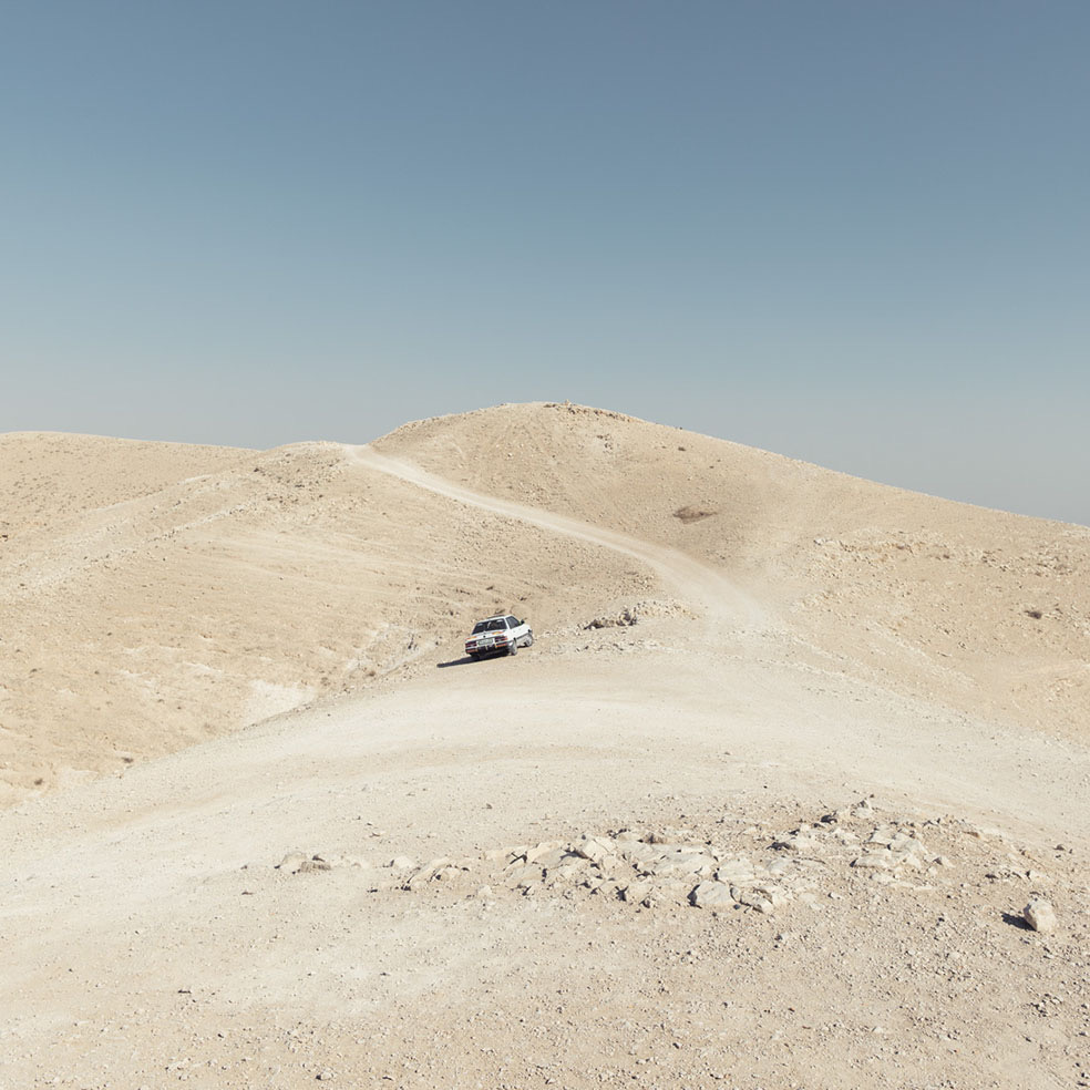 Ha Aretz, the Promised Land © Roger Grasas