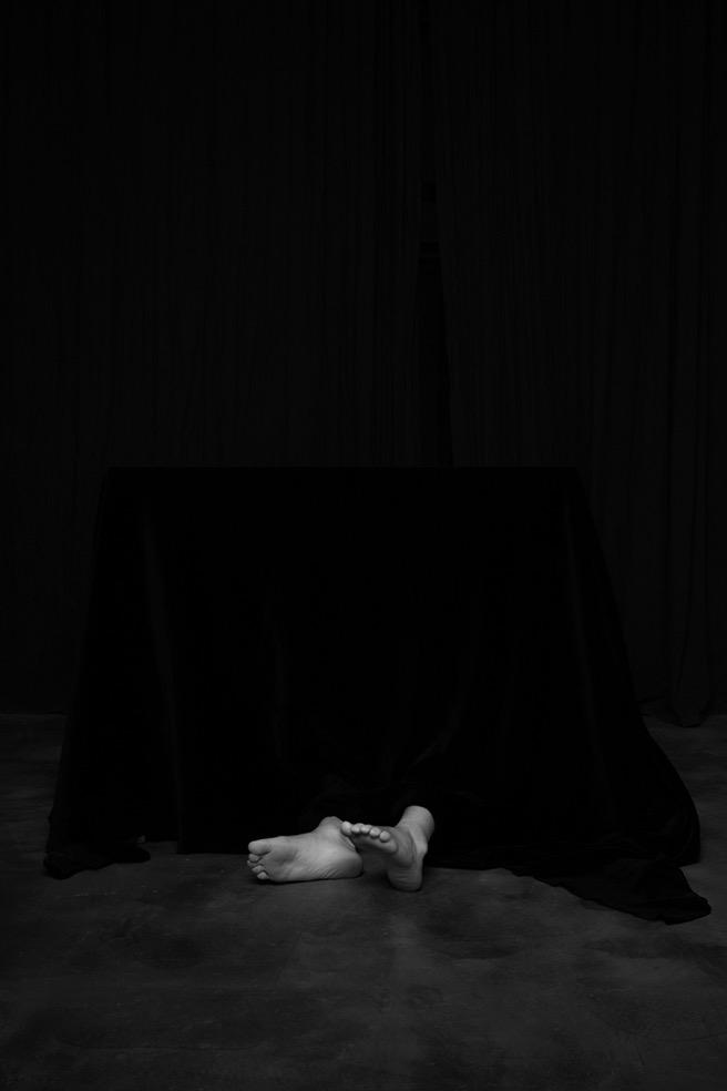 Lacuna © Katya Yanova