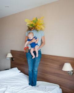 Hidden Motherhood © Alena Zhandarova